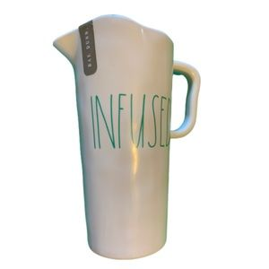 NEW Rae Dunn Infused Pitcher